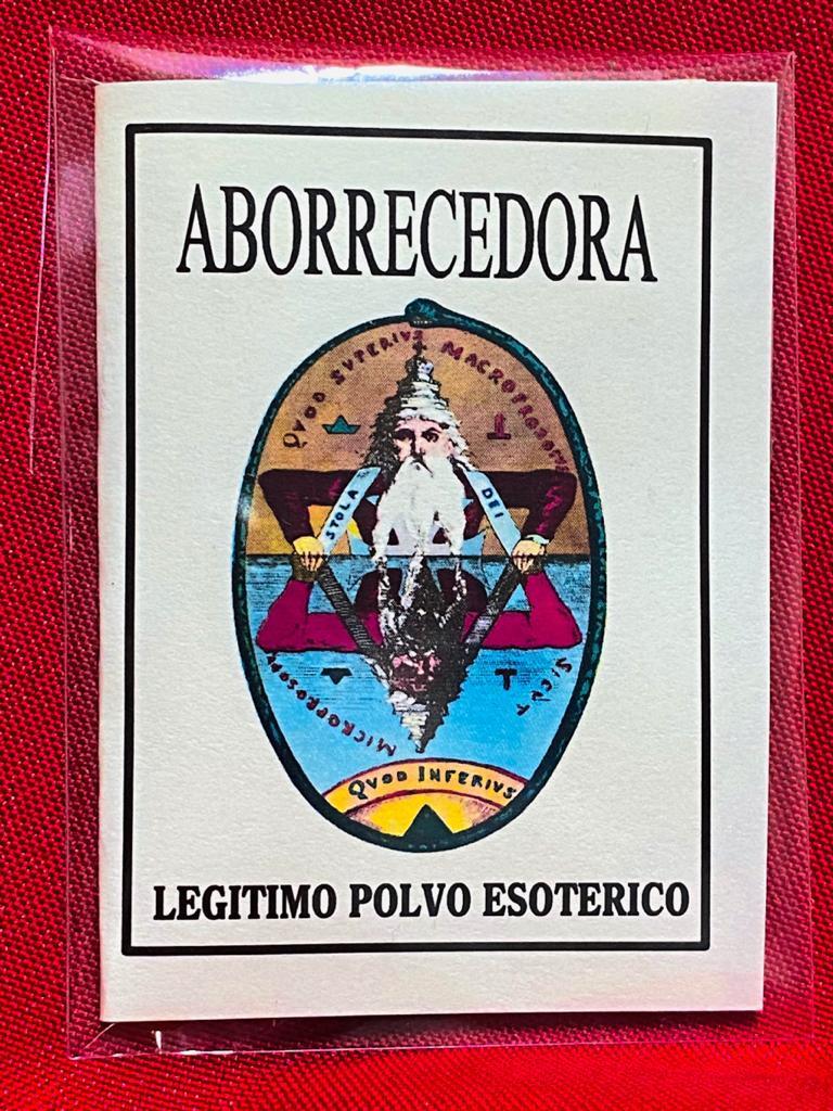 LEGITIMO POLVO ESOTERICO ABORRECEDORA
