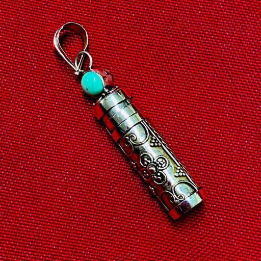 Protección, Contra Daños y Envidias !! Potente amuleto! Plata de ley 925