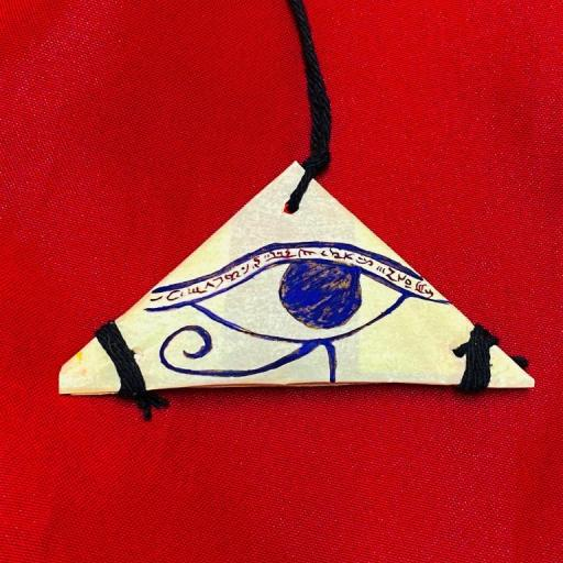 Egyptian Protection Amulet - Amuleto de Proteccion Egipcio -
