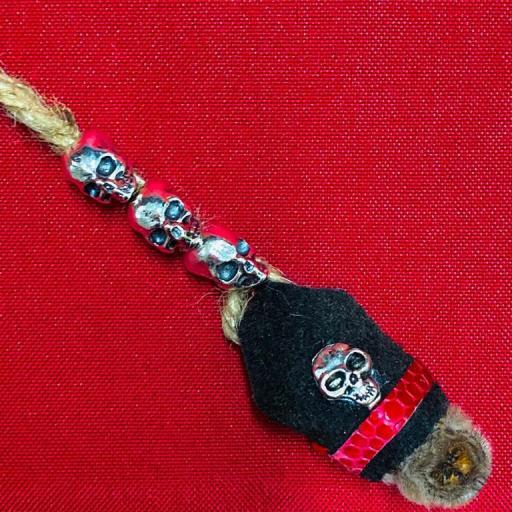 Protección Maleficios Vampiros Brujas Espíritus ¡Amuleto poderoso!