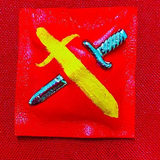 ♆ Amuleto Espada San MIguel - Protección ♆ San Miguel Blade Amulet - Protection