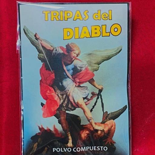 POLVO TRIPAS DEL DIABLO / DEVIL GUTS POWDER