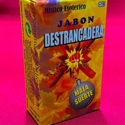 Jabon Esoterico Destrancadera