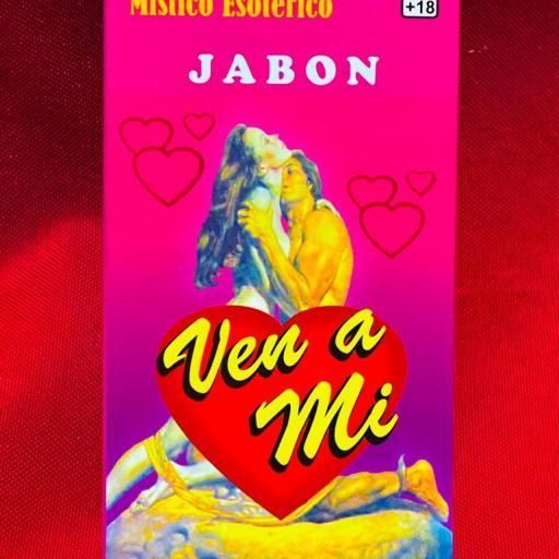 Jabon Esoterico Ven a Mi
