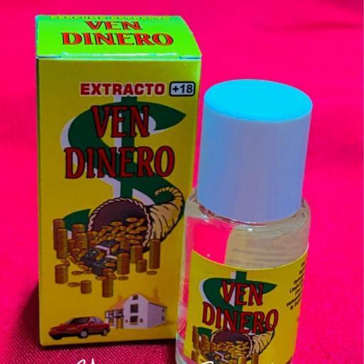 Extracto Esoterico Ven Dinero