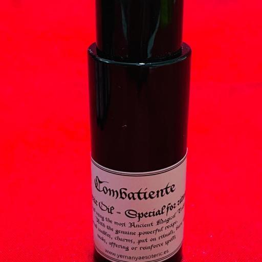 ACEITE ESOTERICO COMBATIENTE  50 ml