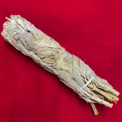 Smudge Sage White XXL - Magic Herbs Sahumerio - Salvia Blanca  ( LIMPIEZAS )