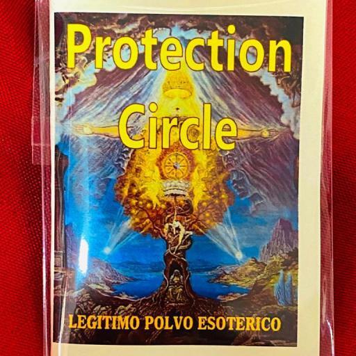 ☆ CIRCLE OF PROTECTION ☆ LEGITIMO POLVO ESOTERICO ESPECIAL !!!