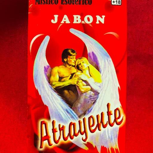 Jabon Esoterico Atrayente