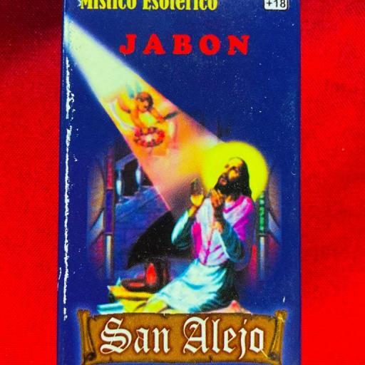 Jabon Esoterico San Alejo