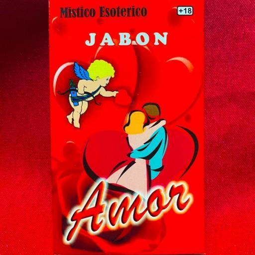 Jabon Esoterico Amor