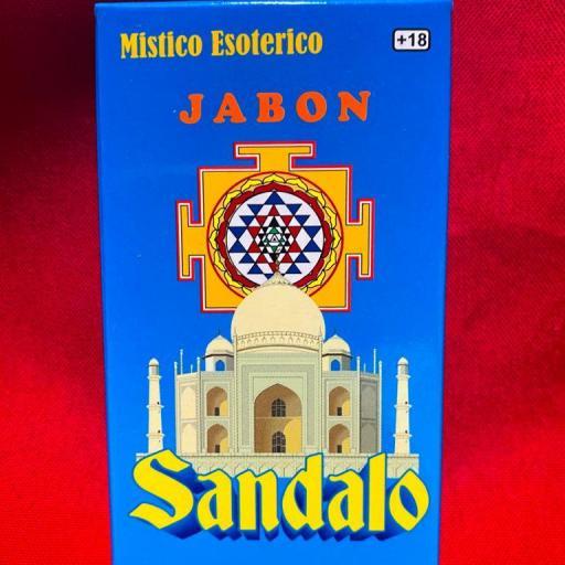 Jabon Esoterico Sandalo