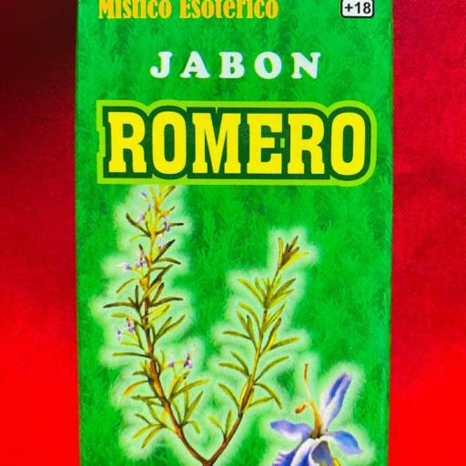 Jabon Esoterico Romero