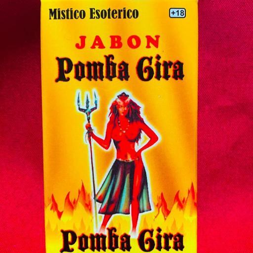 Jabon Esoterico Pomba Gira