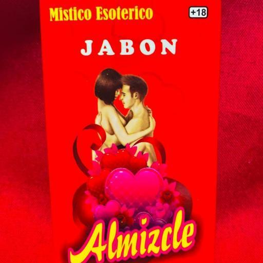Jabon Esoterico Almizcle