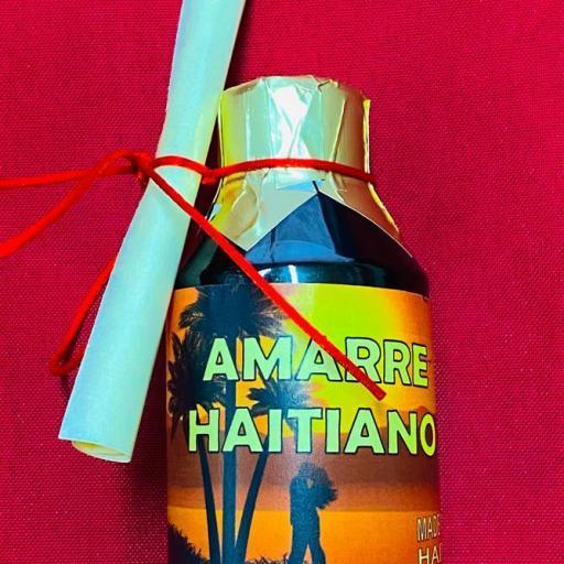 AMARRE HAITIANO [1]