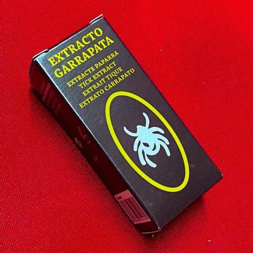 Extracto Especial Garrapata - Special Esoteric Extract Tick