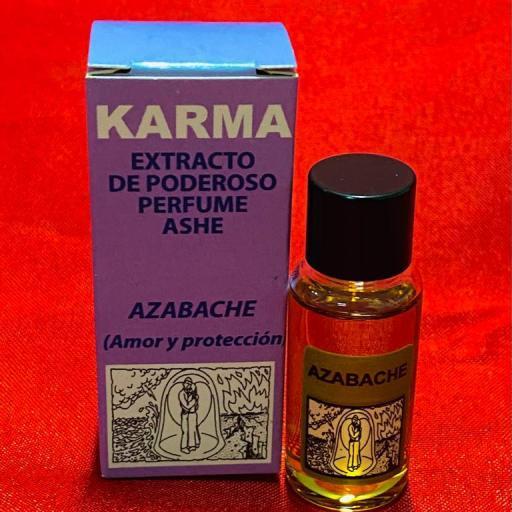 PERFUME ASHE AZABACHE (Amor y protección)
