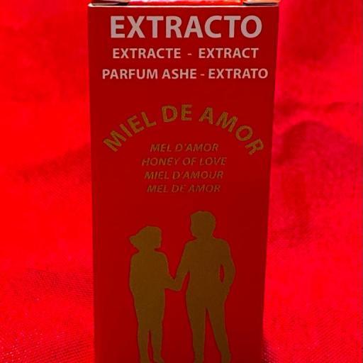 """EXTRACTO """" MIEL DE AMOR  """""""