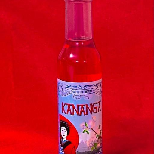 AGUA KANANGA 140 ml
