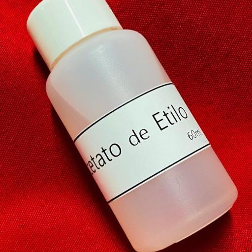 ACETATO DE ETILO 1000 ml - Entomología -Insectos