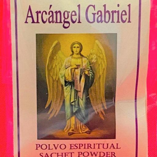 POLVO ESPIRITUAL ARCANGEL GABRIEL
