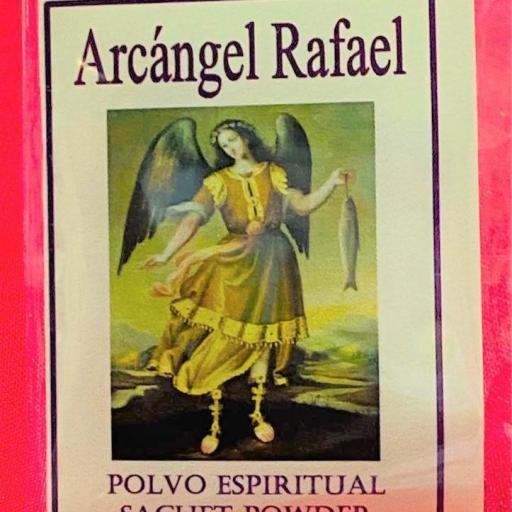 POLVO ESPIRITUAL ARCANGEL RAFAEL