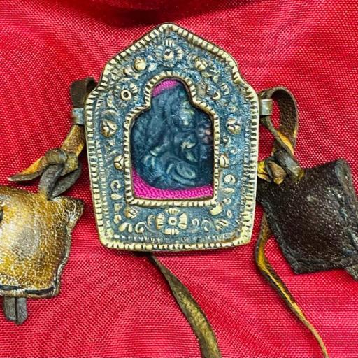 Amuleto Tailandés Buena Suerte - Amor - Trabajo -