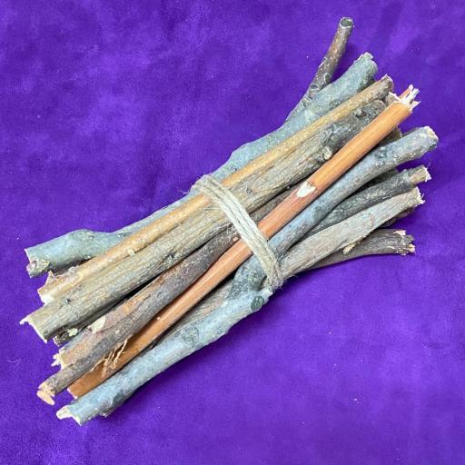 Carga de 21 palos de 20cm