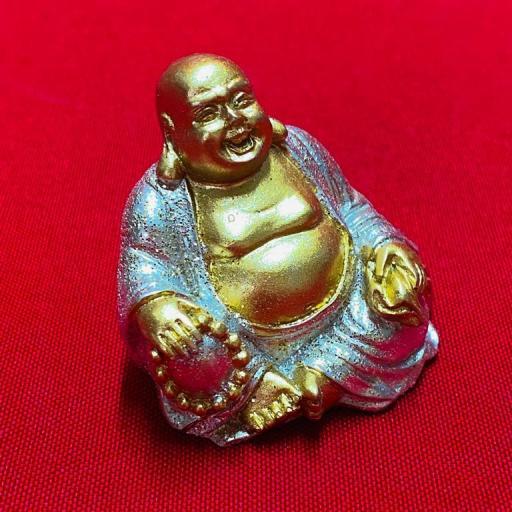 Figura Mini Budha de la Suerte 4 cm
