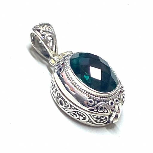 ꧁ Colgante Ritualizado - Poder de Brujas ꧂   ¡Amuleto poderoso! Plata de ley 925