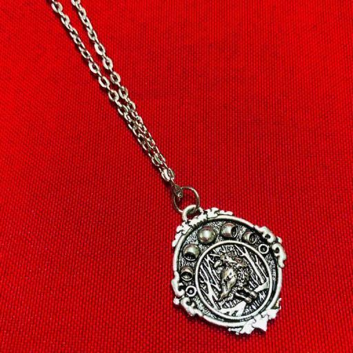 Colgante - Amuleto Protección Mal de Ojo