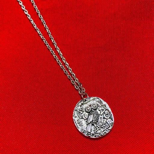 Colgante - Amuleto Buena Suerte y Fortuna