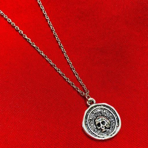 Colgante - Amuleto Protección Contra Brujerias
