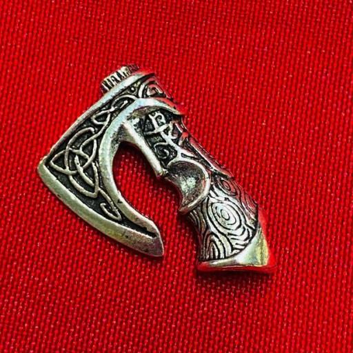Colgante - Amuleto Perun ( contra envidias,enemigos, justicia, vencedor... )