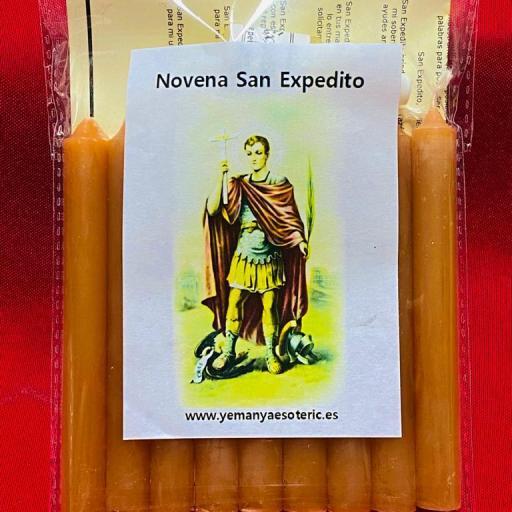 NOVENA EXPEDITO ( BATALLAS, ESTUDIOS, TEMAS LEGALES )
