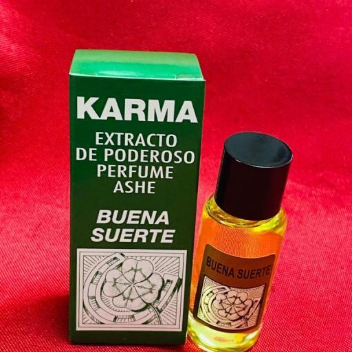 PERFUME ASHE BUENA SUERTE