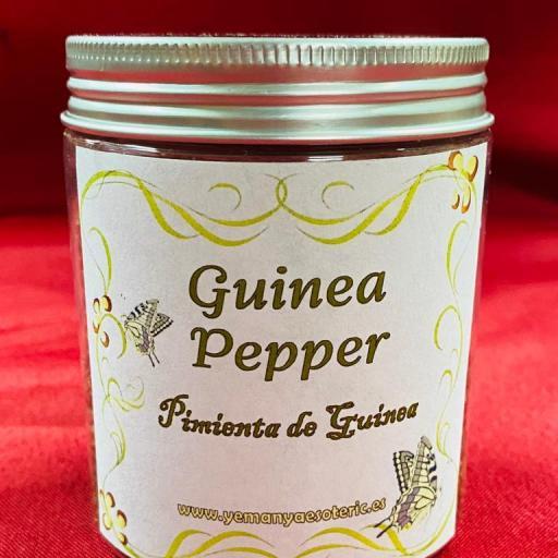 PIMIENTA DE GUINEA Tarro 150 gr.