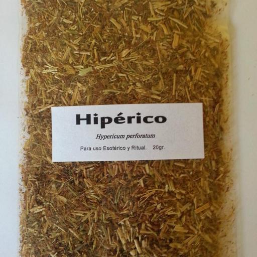 HIPERICO  20 gr. ( Hierba de San Juan ) [2]