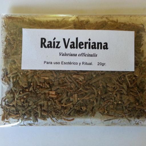 RAIZ DE VALERIANA 20 gr. [1]
