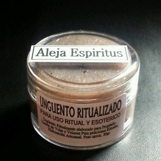 ALEJA ESPIRITUS  UNGUENTO DE PROPOSITO RITUAL  [0]
