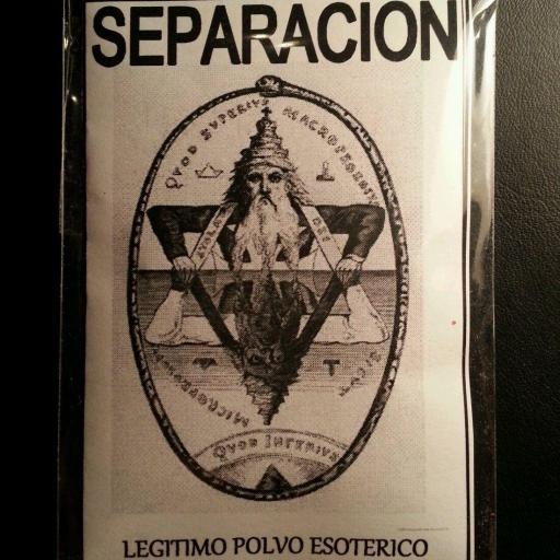 LEGITIMO POLVO ESOTERICO SEPARACION  [0]