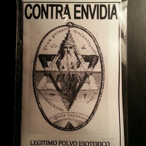 LEGITIMO POLVO ESOTERICO CONTRA ENVIDIA