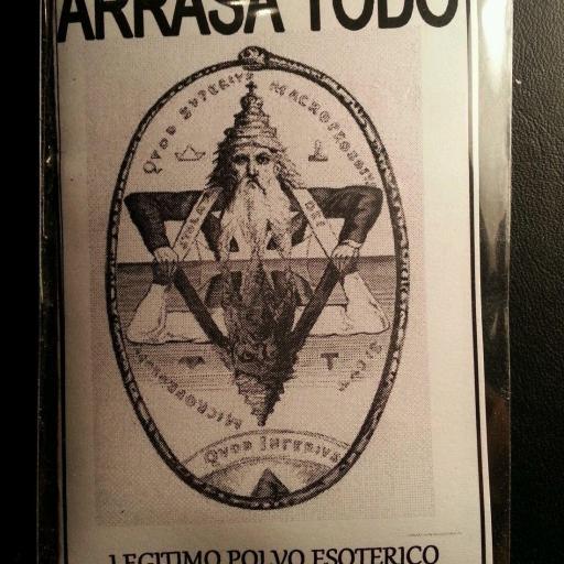 LEGITIMO POLVO ESOTERICO ARRASA TODO [0]