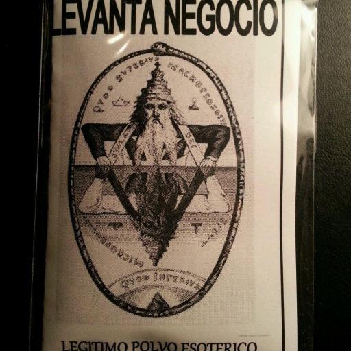 LEGITIMO POLVO ESOTERICO LEVANTA NEGOCIO [0]