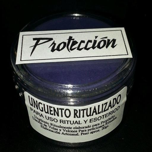 PROTECCION UNGUENTO DE PROPOSITO
