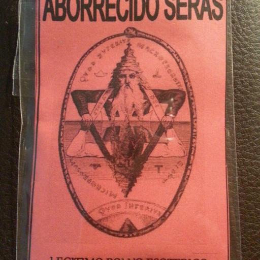 LEGITIMO POLVO ESOTERICO ABORRECIDO SERAS