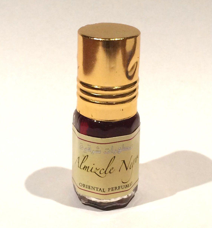 Almizcle Negro Perfume Corporal Árabe 5ml