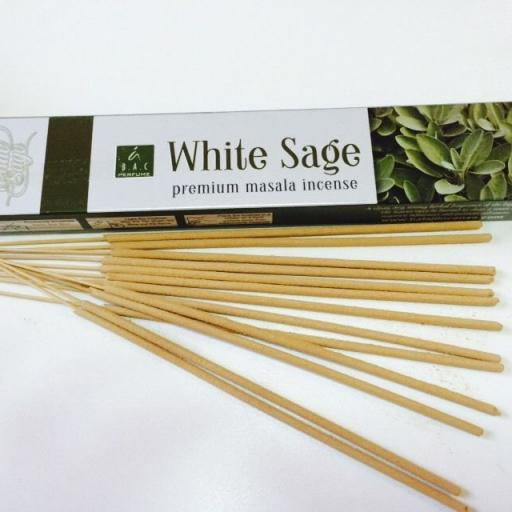 INCIENSO WHITE SAGE / SALVIA BALAJI