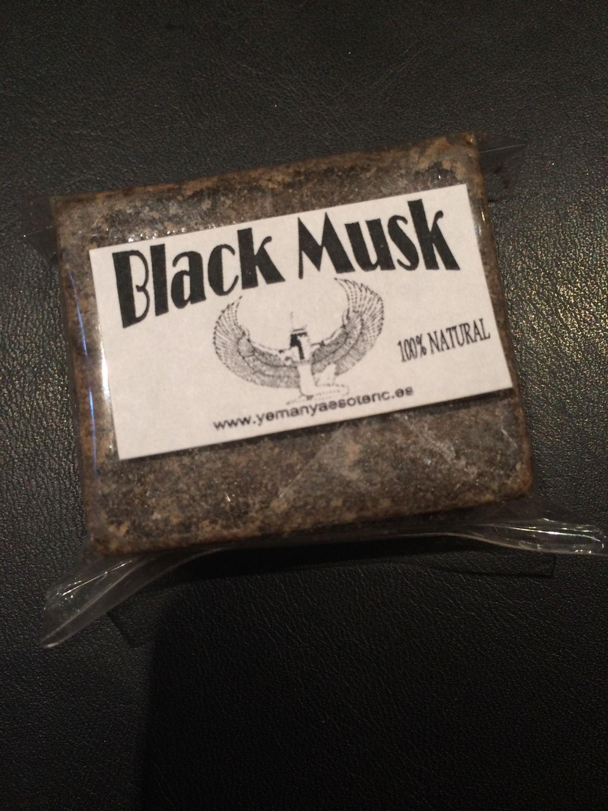 Almizcle Negro
